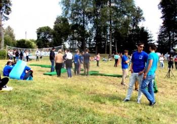 Komandinės estafetės – varžybos įmonėms arba grupėms